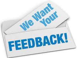 Leave your feedback in the form below.